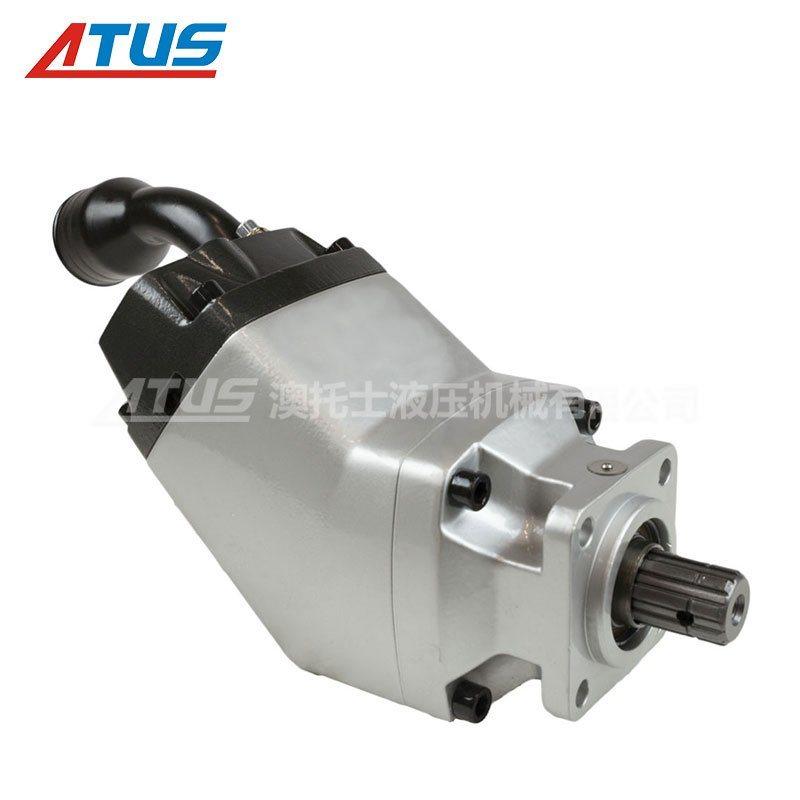美国派克液压f2系列卡车液压泵斜轴柱塞泵图片