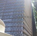 长城哈弗专用外墙冲孔板装饰穿孔铝板