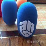 深圳供應電臺話筒套 pu麥克風話罩 酒吧k歌咪罩