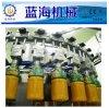 果汁颗粒饮料三合一灌装设备生产线