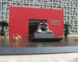 北京装饰性雕塑 广场景观雕塑 铜铸人物圆雕 仿古雕塑