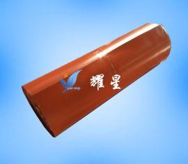 双面硅胶布 2.0双面硅胶布 阻燃硅胶布