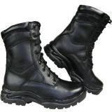漯河堂踏鞋厂真皮高腰军靴男女特种兵军靴雪豹作战靴