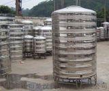 淮安楚漢方形不鏽鋼水箱圓形保溫水箱一站式服務