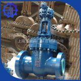 美标手动闸阀Z41H 法兰锘钼钢闸阀  上海专业生产供应厂家