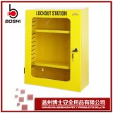 博士BD-X07锁具管理站壁挂式金属组合锁具站工业安全管理挂锁箱