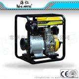6寸柴油水泵带192FB动力电启动带30AH电瓶1