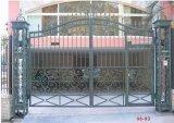 上海有实力厂家制作欧式铁艺大门
