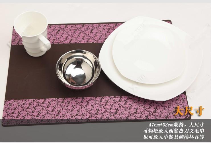 创意花色硅胶餐垫,  杯垫 硅胶桌垫