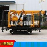 鲁探XYD-200履带式勘探钻机使用方便让您钻探取样不闹心