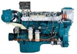 中国重汽D12船机船用柴油机