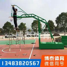 武汉篮球架厂家 移动篮球架安装公司