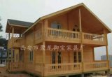 西安木屋會所,木屋建造,木屋別墅,木屋定制