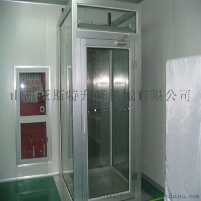 家用升降平台 别墅复式楼电梯 小型二三层电梯图片