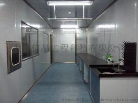 河南郑州和山东实验室通风柜使用前的准备