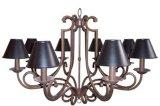 新款美式銅吊燈設計定制