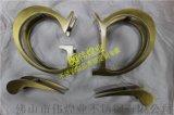 香槟金字母型个性不锈钢拉手装饰 不锈钢大门拉手