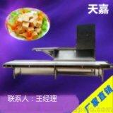 天嘉供应豆制品成型机 鱼肉豆腐切块机 豆制品切割机
