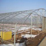 濟南鋼管蔬菜大棚支架安裝定做價格低
