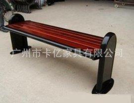 實木公園長椅/戶外休閒椅/雙人公園椅(TYB-9007)