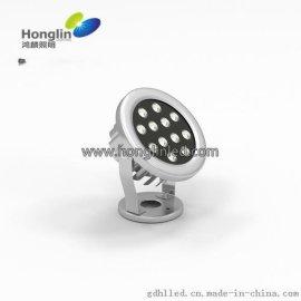 自带散热LED9W水下水底灯