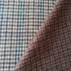 100%羊毛粗纺英伦风面料 全毛格子面料