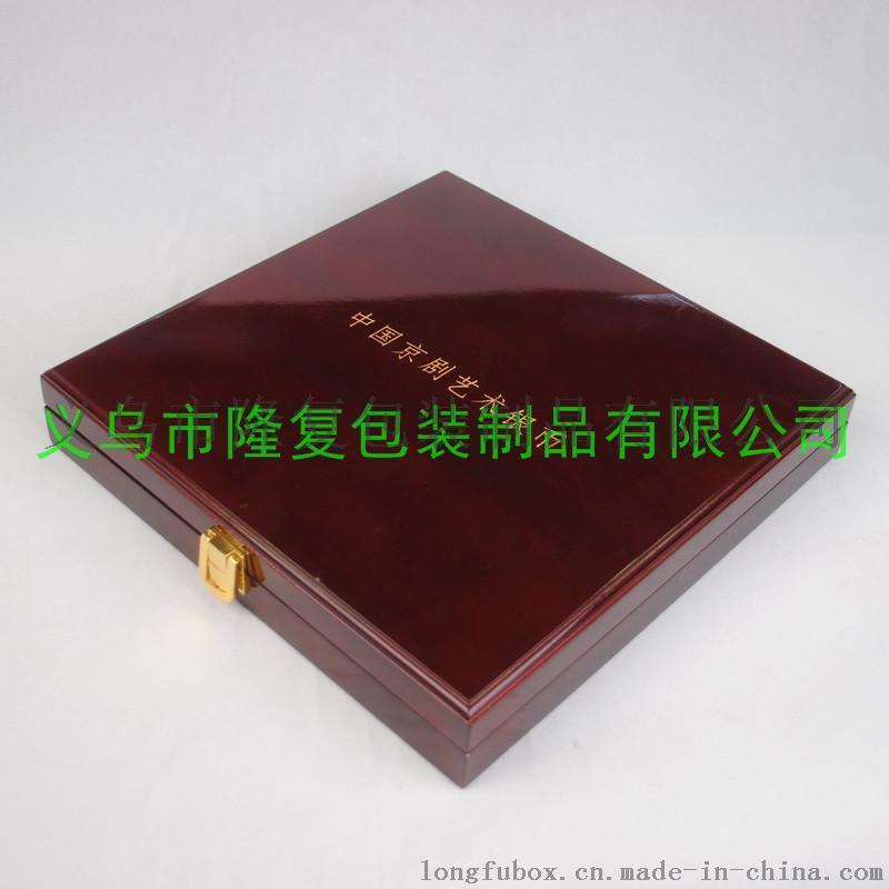 厂家定制生产高档实木钢琴漆亮光银币收藏木盒设计订做收藏品木盒