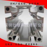 6060G2MM厚鋁合金型材 門窗型材 國標鋁型材 寶安鋁及鋁合金型材