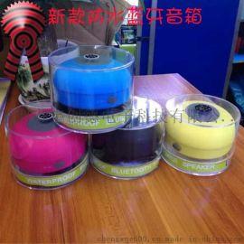 外貿出口藍牙音箱廠家批發 防水吸盤藍牙小音箱批發定做