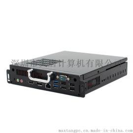 大唐H110插拔式OPS電腦準系統  數位標牌
