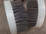 优质猪毛圆盘毛刷、抛光毛刷盘、工业机械毛刷 可定制