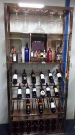伟煌业001不锈钢酒架