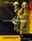 厂家定做NFPA1971消防战斗服,美标UL抢险救援服