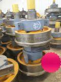 厂家直销亚重φ315*100单边主动车轮组 轴承型号7520 锻钢