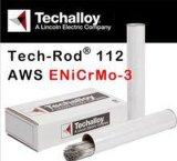 美国泰克罗伊Tech-Rod 182 ENiCrFe-3镍基合金焊条
