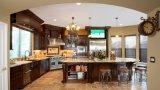 法蒂尼整木定制家居,全实木欧式橱柜,别墅全屋定制