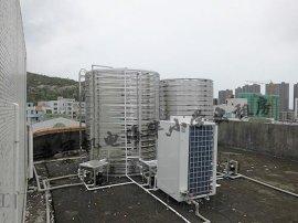 JBRN-05SR循环式空气能热水工程方案设计 安装 售后
