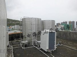 JBRN-05SR迴圈式空氣能熱水工程方案設計 安裝 售後