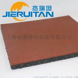 橡胶安全地垫 普通型地砖
