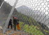 边坡防护施工 景区防护网 SNS柔性边坡防护网