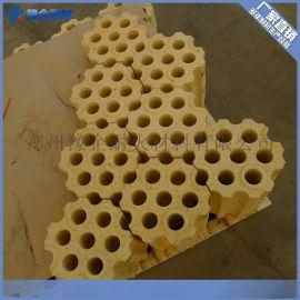 热风炉用孔砖 厂家直销 豫企耐材 新密厂家