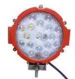 LED工作灯51W17珠4D大透镜检修灯越野车灯