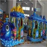 軌道小火車遊樂設備 一年四季都可以經營