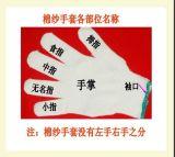 防护手套(质高价低原棉纱材质手套厚而结实手感柔软)