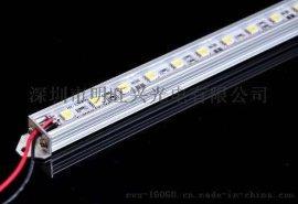 明旺興LED硬燈條採用進口燈珠封裝工藝亮度高壽命長質量穩定可靠歡迎廣大新老用戶選購