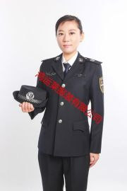 劳动监察制服标志服装
