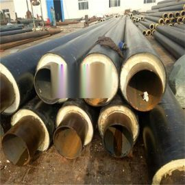 聚氨酯保温钢管 聚氨酯保温螺旋管 聚氨酯保温无缝管