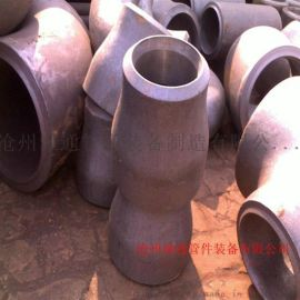 河北淦通管件廠生產營銷不鏽鋼大小頭/吸水喇叭口