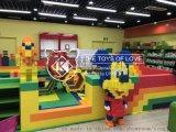 EPPTOY積木樂園 大型室內遊樂設備 積木城堡
