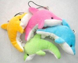 小海豚挂件